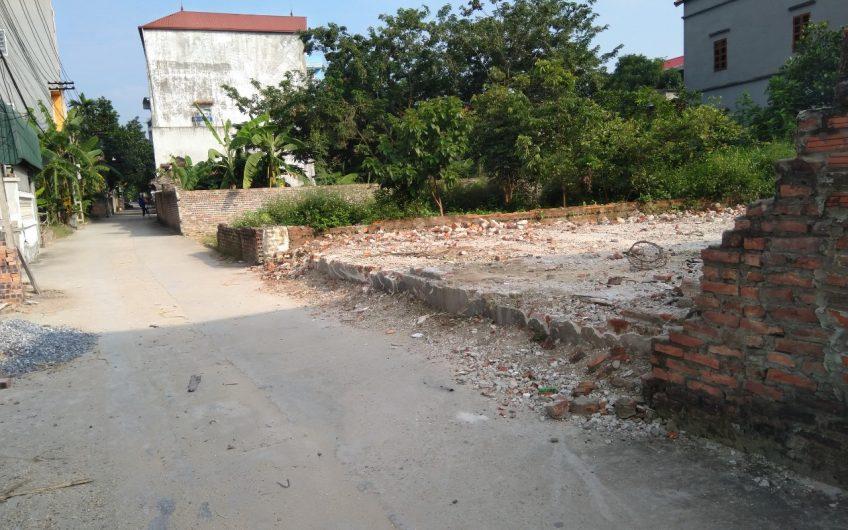 Bán đất Vân nội : 214m đất thổ cư làm biệt thự nhà vườn
