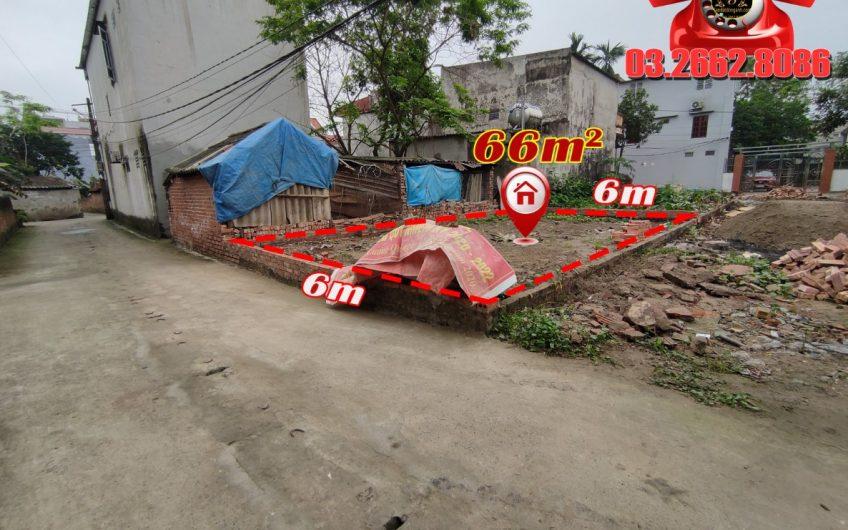 66m đất nền thổ cư Sổ đỏ Lương Quy – Xuân Nộn